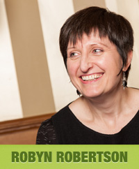 Robyn Robertson of Robertson Fox Ltd
