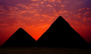 Pyramid_Sunset